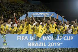 FIFA U 17 Brazil 2019 World Championships