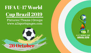Four venues designated for the historic FIFA U 17 Brazil World Championships 2019