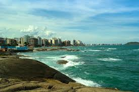 Vila Velha, that beach with very Italian names