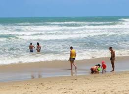 See the proper beaches and unsuitable for bathing this weekend